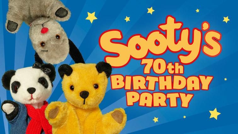 Sooty's 70th Birthday